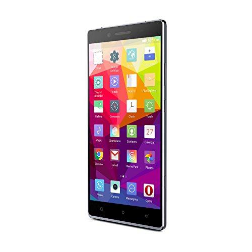 BLU PURE XL Smartphone - 4G LTE GSM Unlocked - 64GB +3GB RAM - Grey