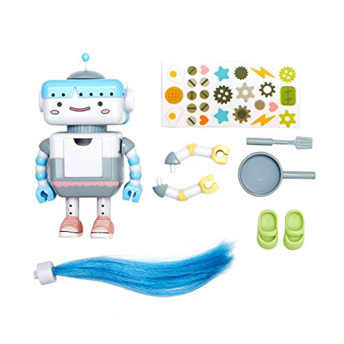 Lottie Busy Lizzie The Robot Accessory Set - 1
