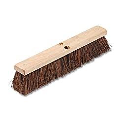 Proline Brushes Palmyra Fiber Fiber Floor Brush with Hardwood Block