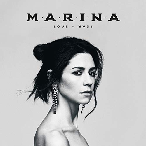 CD : Marina - Love + Fear (CD)