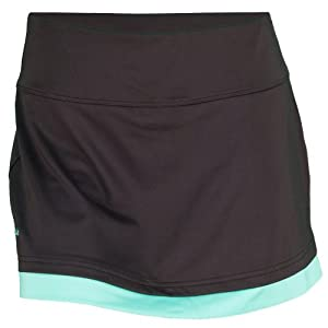 Buy Bollé Ladies Sea Breeze Twin Hem Tennis Skirt with Shorts by Bolle