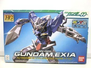 HG Mobile Suit Gundam OO Gundam EXPO limited 1/144 Gundam Exia clear color version GN-001 (Mobile Suit Gundam Oo compare prices)