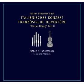 Bach: Italienisches Konzert - Franz�sische Ouvert�re