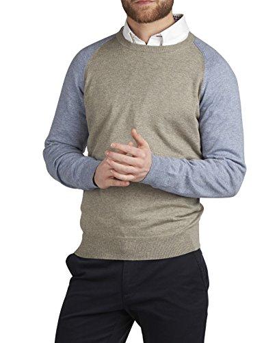 tmlewin-herren-serkis-pullover-mit-raglanarmeln-beige-blau-xx-large