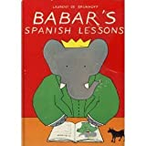 Babars Spanish Lessons (0394805895) by De Brunhoff, Laurent