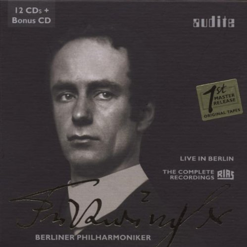 Edition Wilhelm Furtwangler - The Complete Rias Recordings (13 CD)