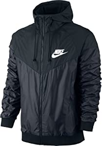 nike veste pour homme nsw sportswear windrunner sports et loisirs. Black Bedroom Furniture Sets. Home Design Ideas