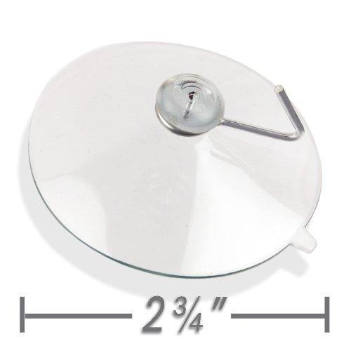 Set von 6Extra großem 2–3/10,2cm Saugnapf Aufhänger Haken kaufen