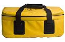 Seattle Sports Frost Pack 25-Quart Soft Cooler (Yellow)