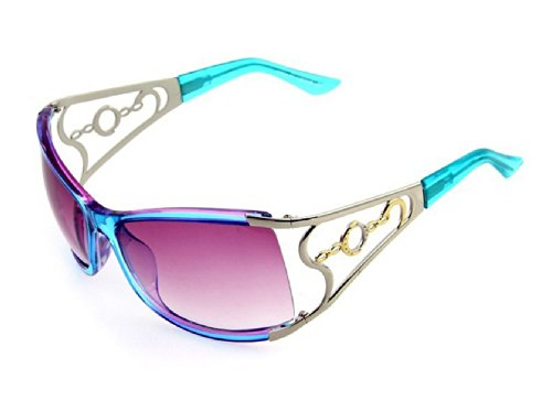 Telam Uv Ms. Sunglasses Gradient Sunglasses