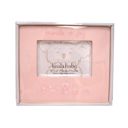 Koala Baby Bundle of Joy Frame - Girl