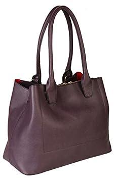 Rimen& Co. Saffiano PU Leather Womens Elegant Tote Hobo Handbag Shoulder Bag SZ-2606