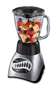 Oster 12-Speed Stainless Steel Blender