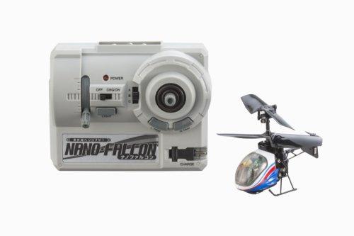 赤外線ヘリコプター NANO-FALCON ナノファルコン