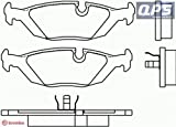 BMW 3 (E30) 318 i Brembo Rear Brake Pads 09/82 -> 03/92