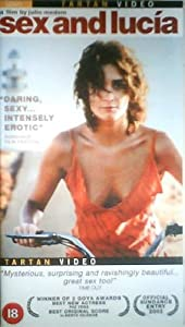 Sex and Lucia [VHS] [2001]