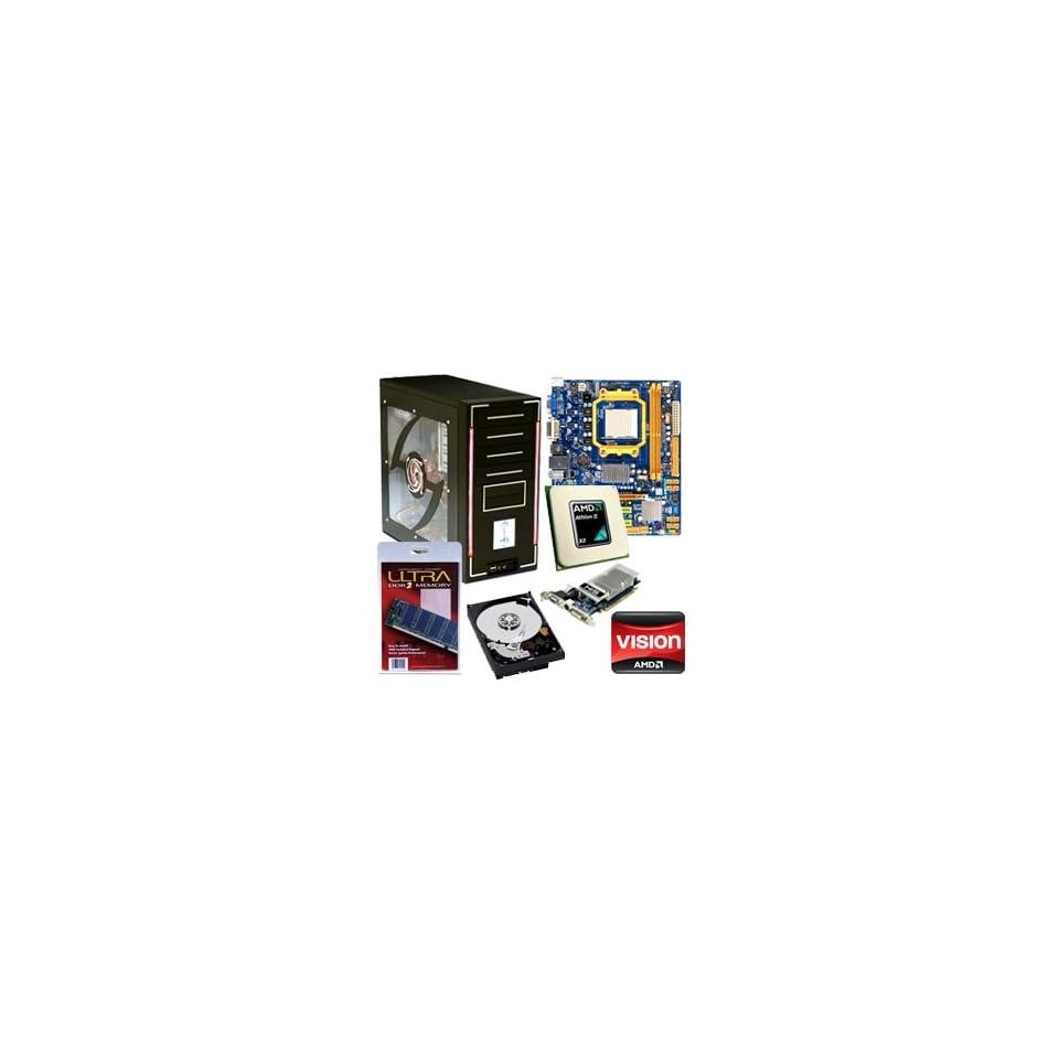 AMD VISION Barebone Kit