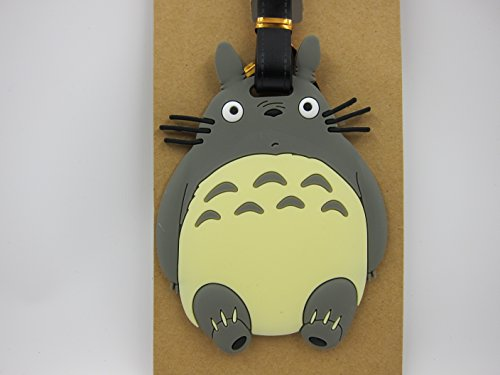 Tag-35 suit case name tag Luggage - Tag an interesting travel my Neighbor Totoro