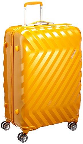 [アメリカンツーリスター] AmericanTourister スーツケース ZAVIS ゼイビス スピナー77 102L 4.2kg I25*26003 26 (サンセットイエロー)