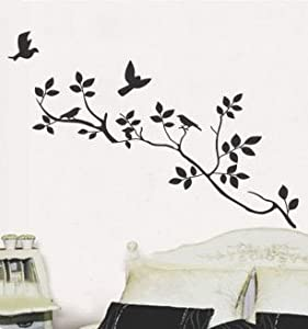 Removable vinyl wall sticker mural decal art spring for Amazon wall mural