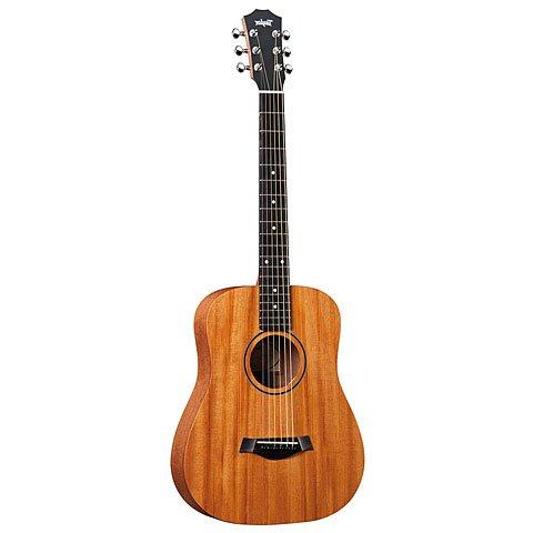 Guitare acoustique taylor baby taylor bt2 lh gaucher for Housse guitare folk