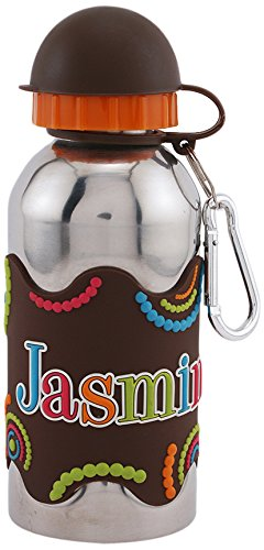 NameStar Kid's Jasmine Water Bottle (Kids Personalized Water Bottle compare prices)