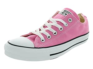 Converse Unisex Chuck Taylor All Star Low Pink Classic Colors Sneaker M9007 Size 4 Men/6 Women