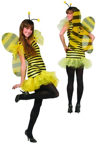 Girl's Bumble Bee Costume Teen Size (16-18)