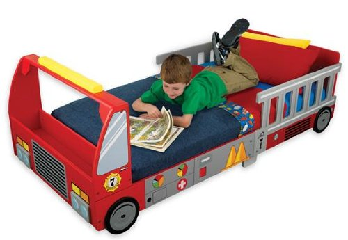 Excellent Toddler Fire Truck On Sale Bralicious Painted Fabric Chair Ideas Braliciousco