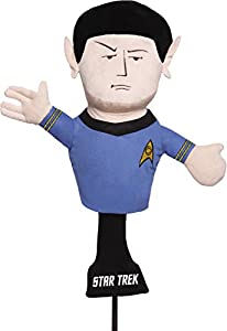 Creative Covers for Golf Star Trek Commander Spock Club Head Covers