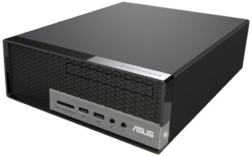 Asus S2-P8H61E Barebone PC (Socket 1155, 2x DDR3, 2x SATA 3Gb/s, Card Reader, EFI BIOS EZ Mode Flexible and Easy BIOS Interface)