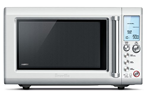 Cheapest Prices! The Breville Quick Touch Crisp, BMO700BSS