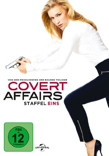 Covert Affairs - Season 1 [3 DVDs]