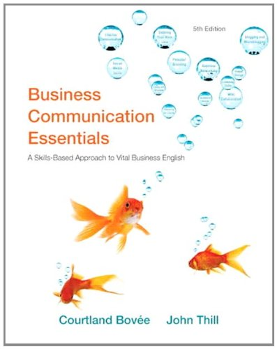 Business Communication Essentials (5th Edition)