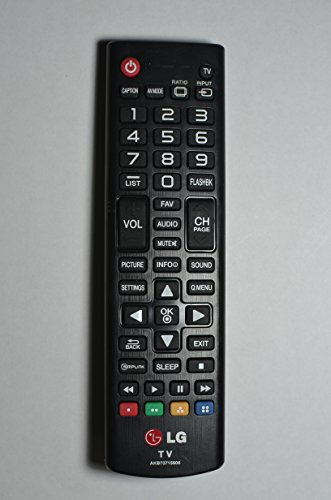 LG OEM Original Part: AKB73715608 TV Remote Control [Electronics] Harvested Part (Lg Control Remote compare prices)