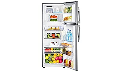 Samsung RT29JSMSASZ Frost-Free Double-Door Refrigerator (202 Ltrs, 3 Star Rating, Tender Lily Silver)