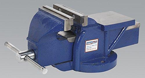 Sealey QAV150 Vice Quick Action Cast Iron, 150 mm
