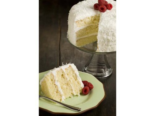 Paula Deen 3.2-lb. Coconut Cake.