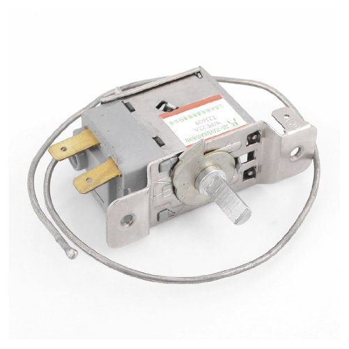 WPF22A 2Pin Refrigerator Refrigeration Thermostat w 30cm Metal Cord