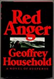 Red anger (0316374350) by Household, Geoffrey