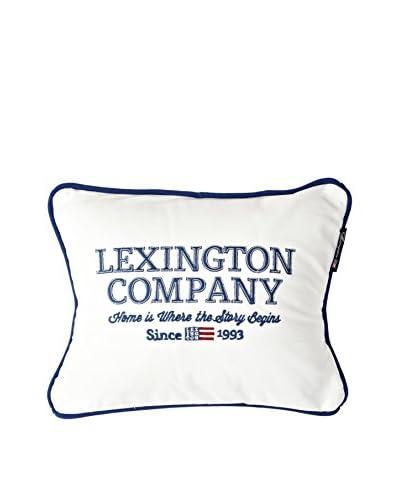 Lexington Cuscino Arredo [Bianco]