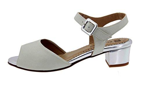 Scarpe donna comfort pelle Piesanto 4475 sandali casual comfort larghezza speciale
