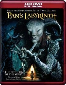 Cover art for  Pan's Labyrinth [HD DVD]