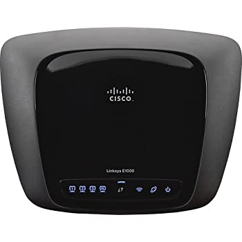 Set A Shopping Price Drop Alert For Cisco Linksys Refurbished E1000 Wireless-N Router