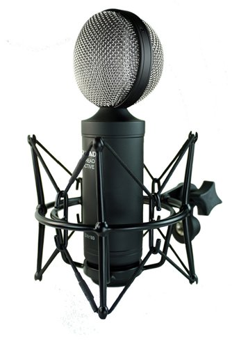Cascade Microphones Fat Head Ii Active/Passive Ribbon Microphone Figure 8