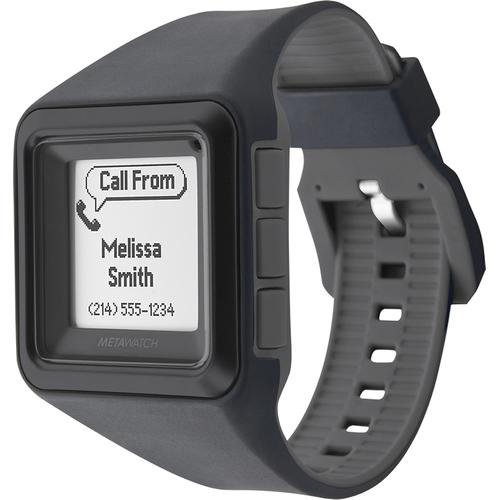 can metawatch strata smartwatch for iphone and android smartphones Samsung