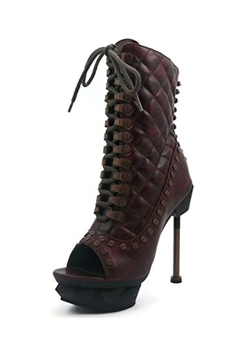 Womens-Hades-Ixx-Open-Toe-Boot-Burgundy
