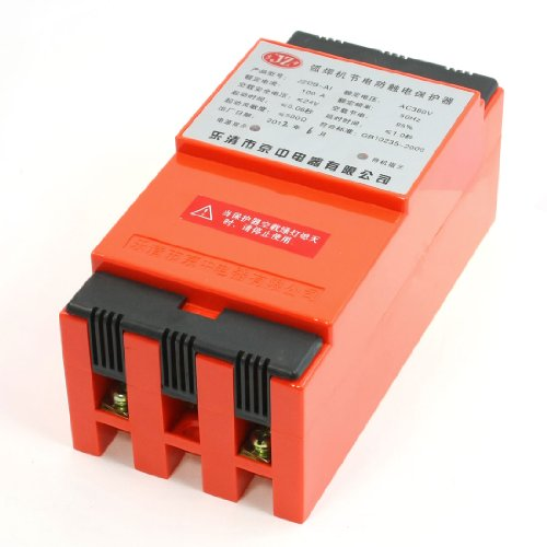 Ac 380V 100A Double Phase Circuit Breaker For Arc Welding Machine