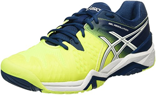 Asics Herren Gel-Resolution 6 Tennisschuhe
