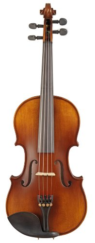 Knilling School Model 4/4 Violin Outfit (Perfection Pegs, Shaped Cover, Wood Bow)
